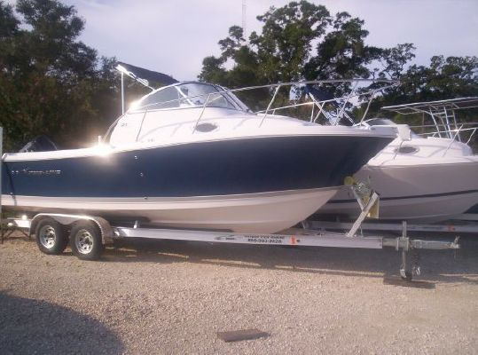 Pro Line 23 Walk Around 225 Suzuki 4 stk LAST ONE 2011 All Boats