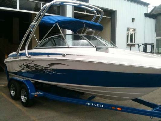 2011 Reinell 207 Ls Boats Yachts For Sale
