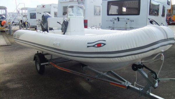 Ribeye TA 480 2011 All Boats