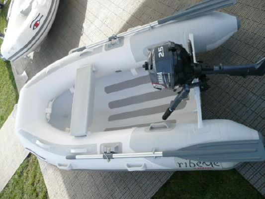 Ribeye Tender TL240 boat only 2011 All Boats