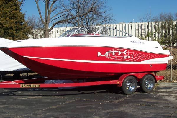 Boats for Sale & Yachts Rinker 220 MTX Bowrider 2011 All Boats Bowrider