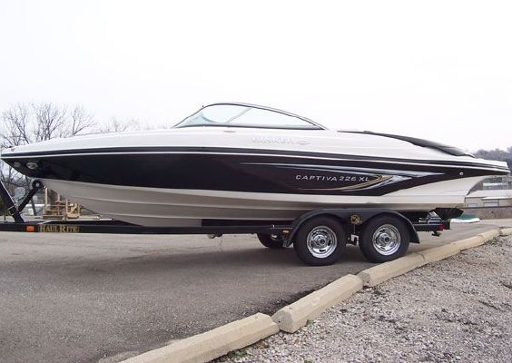 Boats for Sale & Yachts Rinker 226 XL Captiva Bowrider 2011 All Boats Bowrider