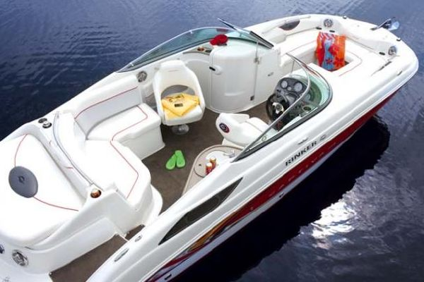 Rinker 248 Captiva Deckboat 2011 Deck Boats For Sale