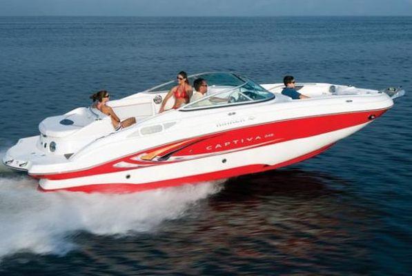 Rinker 248 Flotilla Deckboat 2011 Deck Boats For Sale