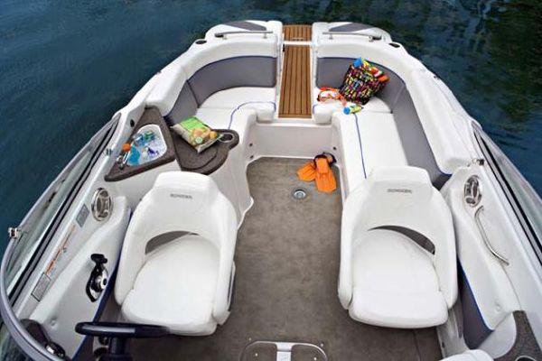 Rinker 268 Captiva Deckboat 2011 Deck Boats For Sale