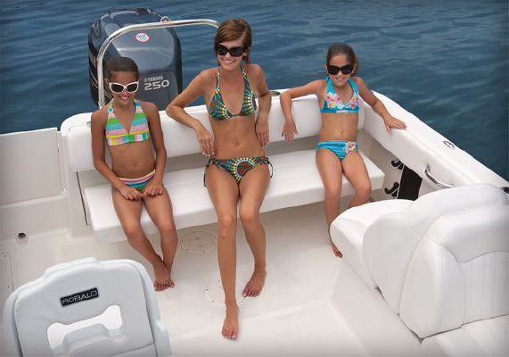 Robalo 227 Dual Console 2011 Robalo Boats for Sale