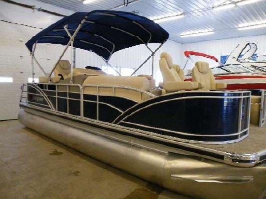 Sanpan 2200 DC 2011 All Boats