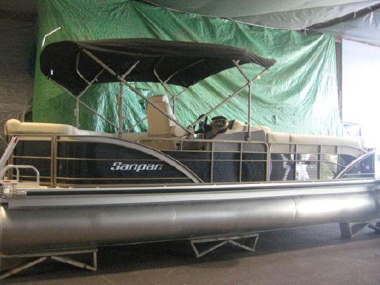 Sanpan 2500 FE 2011 All Boats