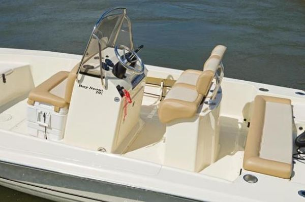 Scout 191 Bay Scout 2011 Sportfishing Boats for Sale