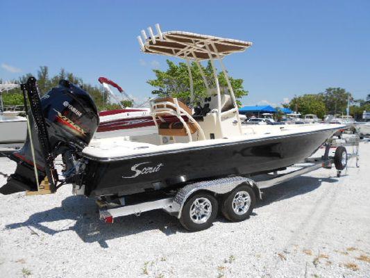 Scout 221 Winyah Bay 2011 Sportfishing Boats for Sale