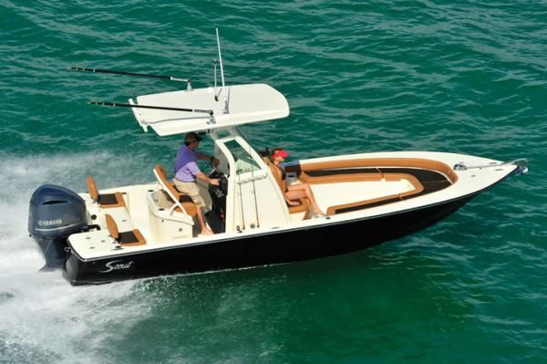 Scout 251 XS 2011 Sportfishing Boats for Sale