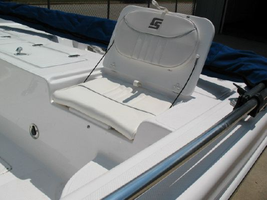 Sea Chaser 230 LX Bay Runner Series 2011 Skiff Boats for Sale