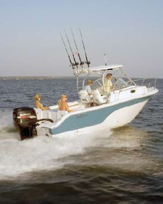 Boats for Sale & Yachts Sea Fox 236 Walkaround 2011 All Boats Walkarounds Boats for Sale