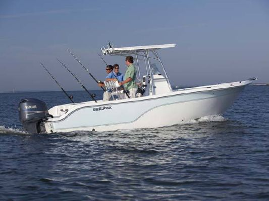 Sea Fox CENTER CONSOLE 236CC 2011 All Boats
