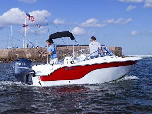 Sea Fox DUAL CONSOLE 216DC 2011 All Boats