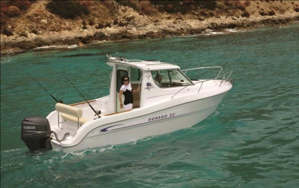 Sessa Dorado 22 2011 All Boats