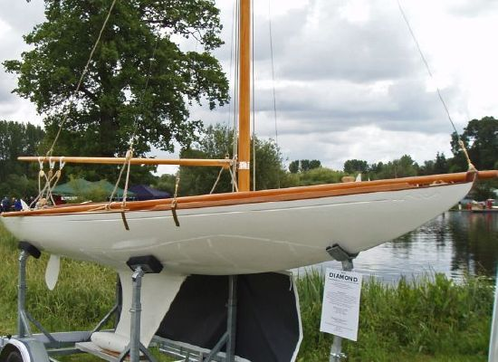 Sibbick 20 ft half rater 2011 All Boats