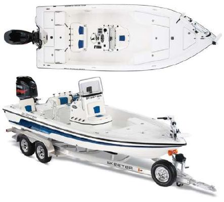Boats for Sale & Yachts Skeeter ZX 22 Bay T 2011 Skeeter Boats for Sale