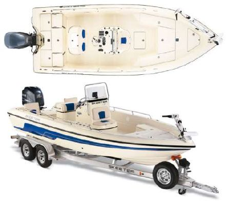 Boats for Sale & Yachts Skeeter ZX 2250 2011 Skeeter Boats for Sale