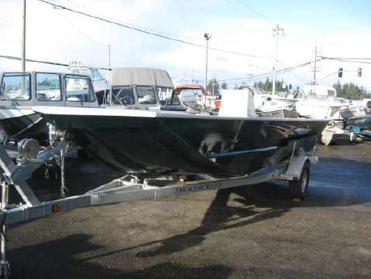 Smoker Craft 2072 Sportsman Jon 2011 All Boats