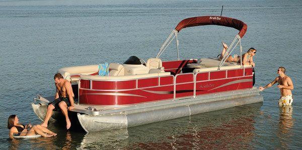 Boats for Sale & Yachts South Bay Pontoons 522 CR 2011 Pontoon Boats for Sale