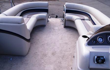 Boats for Sale & Yachts South Bay Pontoons 522 CR Deep Sea Blue 2011 Pontoon Boats for Sale
