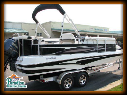 SouthWind HYBRID 229FS 2011 All Boats