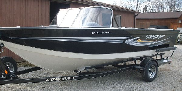 Starcraft 196 Fish Master 2011 All Boats