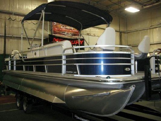 Starcraft Star Fish 246 4 Point RE CR Tritoon 2011 All Boats