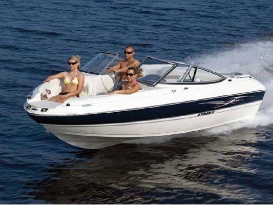 Stingray SPORT DECKS 208LR 2011 All Boats