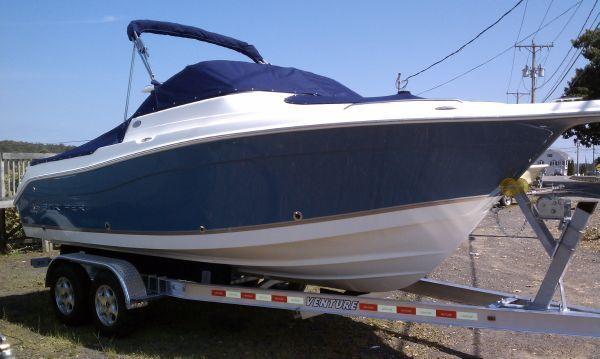 Boats for Sale & Yachts Striper 2101 Dual Console OB 2011 Seaswirl Striper for Sale