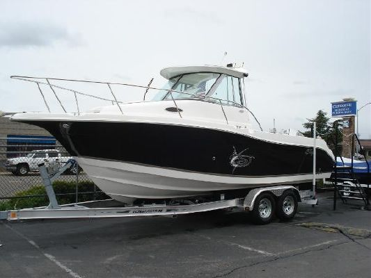 Striper 2605 Walkaround O/B 2011 Seaswirl Striper for Sale