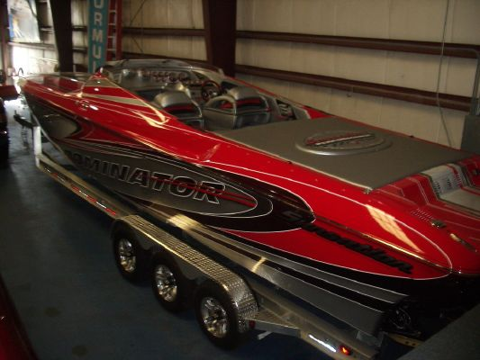 Sunsation 36 SSR 2011 All Boats