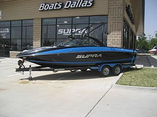 Supra 242 Launch 2011 All Boats
