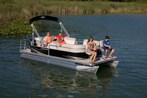 Sweetwater 2080 Bow Fish 3 2011 Sweetwater Pontoon Boat