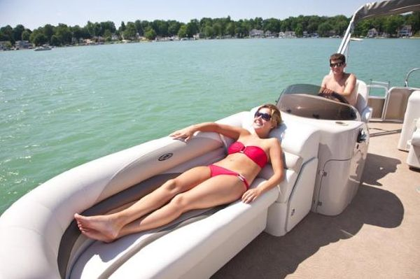 Sweetwater 220 DL 2011 Sweetwater Pontoon Boat