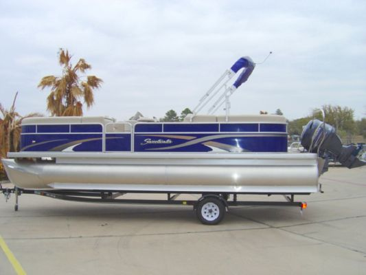 Sweetwater 220SL 2011 Sweetwater Pontoon Boat