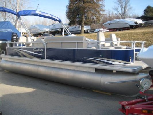 Sweetwater 2486 FC 2011 Sweetwater Pontoon Boat