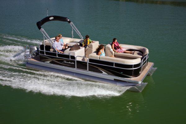 Sweetwater PE 200 Cruise 4 2011 Sweetwater Pontoon Boat