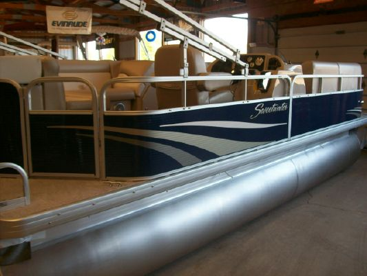 Sweetwater SW2286 2011 Sweetwater Pontoon Boat