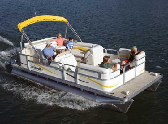 Sweetwater Tuscany 2086 RE 2011 Sweetwater Pontoon Boat