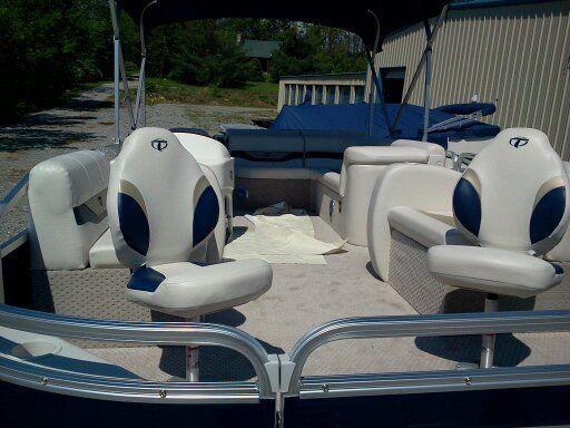 Tahoe 23 SPORT FISH 2011 All Boats