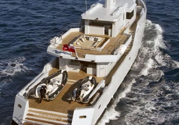 Tansu Yachts Expedition 2011 All Boats