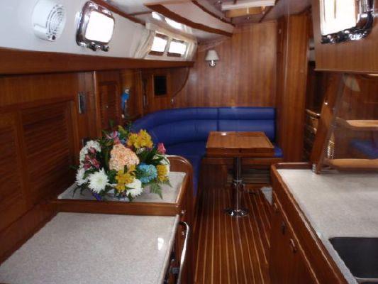 2011 tayana center cockpit  20 2011 Tayana Center Cockpit