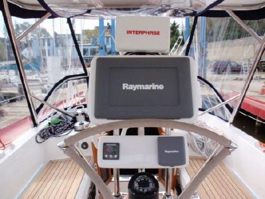 2011 tayana center cockpit  53 2011 Tayana Center Cockpit