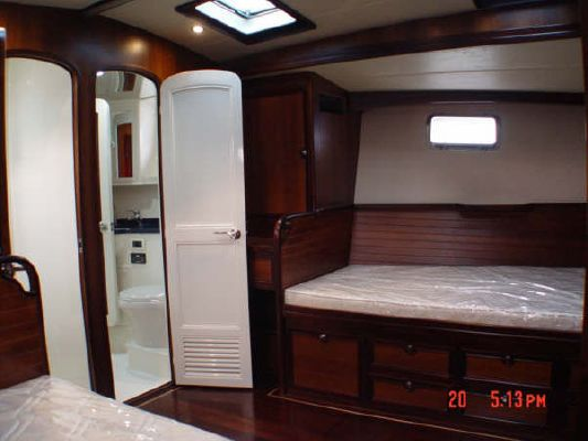 Tayana Deck Salon AC 2011 All Boats
