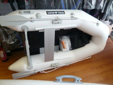 Boats for Sale & Yachts tetra inflatable E230 2011 All Boats Inflatable Boats for Sale