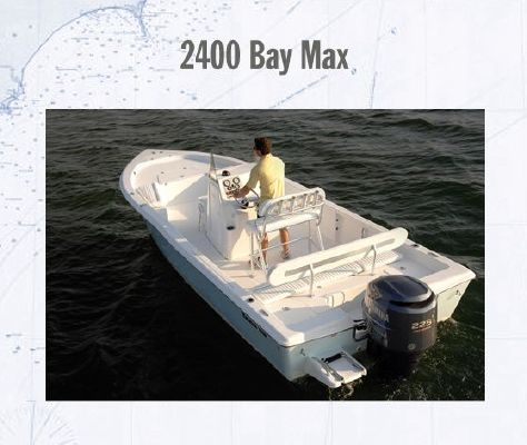 Tidewater 2400 BAY MAX 2011 Tidewater Boats for Sale