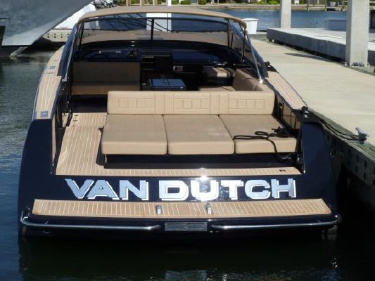 VanDutch 40 Open 2011 All Boats