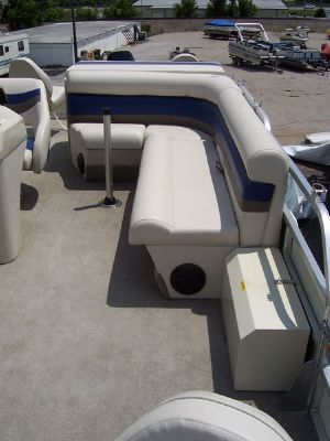 Boats for Sale & Yachts Voyager Pontoons 22 Sport Fish & Cruise 2011 Pontoon Boats for Sale